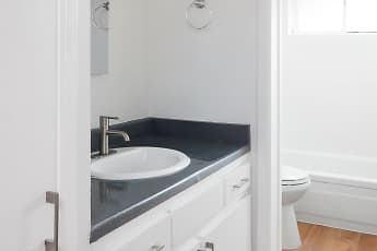 Bathroom, The Herweck, 1
