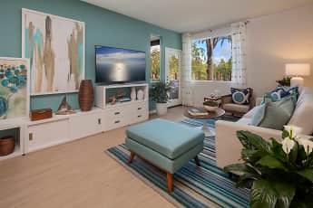 Living Room, Del Rio Apartment Homes, 0
