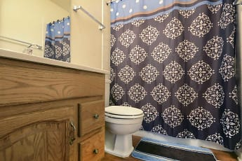 Bathroom, Mayfair Village, 2