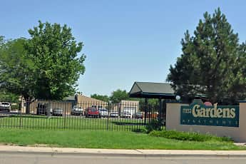 Community Signage, Mesa Gardens, 0