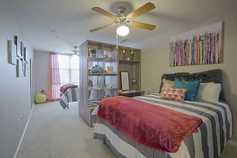 Bedroom, Rio West - Per Bed Leases, 1