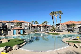 Pool, Sonoran Reserve, 1