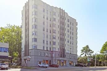 Building, Kimbrough Towers at Lennox Midtown, 1