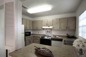 Kitchen, Carlton Arms Of Magnolia Valley, 1