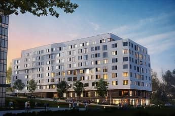 Building, Sheridan Station Apartments, 0