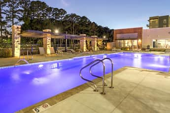 Pool, Venture Apartments iN Tech Center, 0