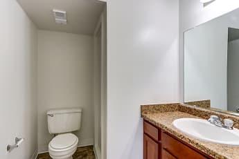 Bathroom, Shannon Manor Townhomes, 2