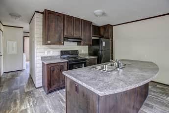 Kitchen, Miami View Estates, 0
