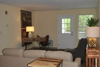 Living Room, Village At Clark Brook Apartments, 2