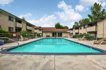 Pool, Laurelwood Estates, 0