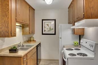 Kitchen, Hamline Terrace, 0