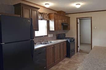 Kitchen, Woodside Terrace, 0