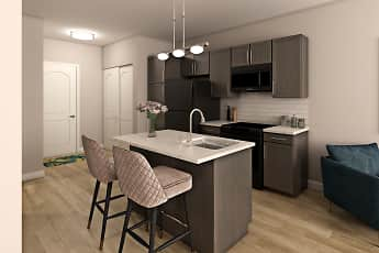 Kitchen, Adelphi Quarter, 2