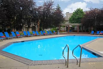 Pool, Fox Chase Apartments, 0