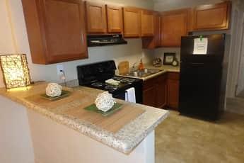 Kitchen, Monroe Terrace, 1