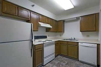 Kitchen, Centennial Place, 1