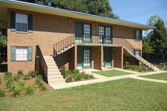 Building, Greenbriar Garden Homes, 0