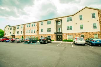 Building, Taylor Court Apartments, 0
