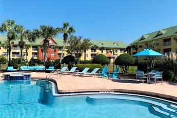 Pool, Cayo Grande Apartments, 0