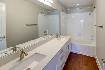 Bathroom, Shiloh Park Townhomes, 2