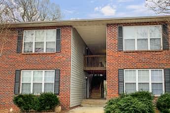Building, Walker Avenue Student Apartments, 2