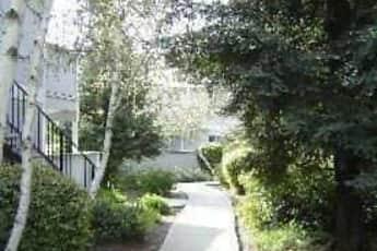 Courtyard, Willowbrook Apartments, 2