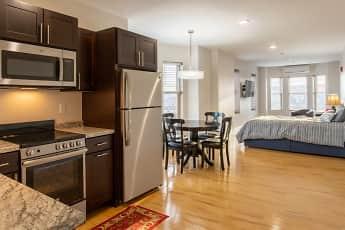 Kitchen, Bedford Block, 0