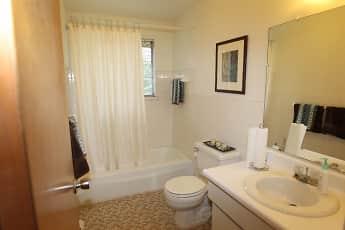 Bathroom, Pine Ridge Crossing, 2