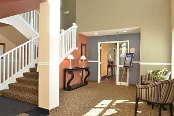 Fitness Weight Room, Blackberry Pointe Apartments, 1