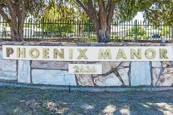 Community Signage, Phoenix Manor Senior Housing, 2