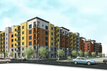 Rendering, The Terraces at Nevin, 1