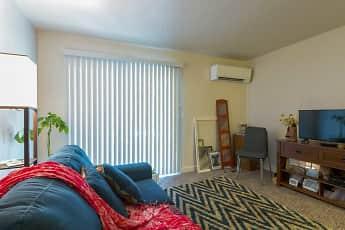 Living Room, Civic Center Court, 1