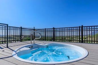 Pool, Overlook at Mesa Creek, 1