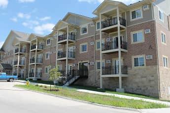 Building, Hilltop Apartments Senior Living, 0