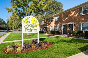 Community Signage, Sage Pointe Apartments/Sage Pointe Townhomes, 0