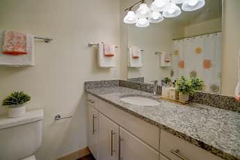 Bathroom, Cherry Tree Crossing, 2