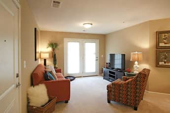 Living Room, The Overlook at Allensville Square, 1