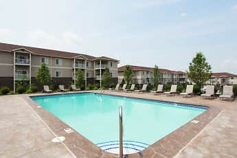 Pool, Elk Hills Apartments, 0