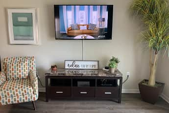 Living Room, Contempo Lane, 1
