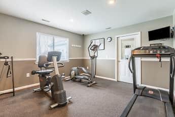 Fitness Weight Room, Pheasant Run, 2