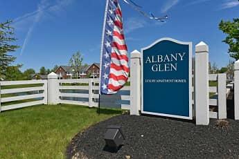 Community Signage, Albany Glen, 2