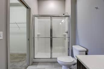 Bathroom, Starkweather Lofts, 2