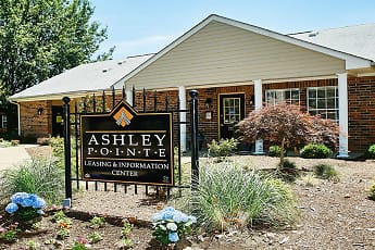 Community Signage, Ashley Pointe Apartments of Evansville, 0