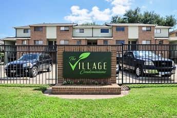 Community Signage, Village Condominiums, 0