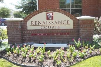 Community Signage, Renaissance Courts, 0