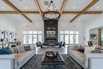 Living Room, The Mark at Chatham Apartments, 0