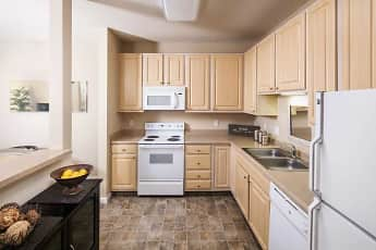 Kitchen, Holmes Lake by Broadmoor, 2