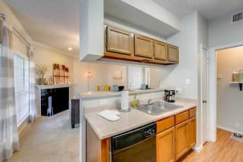 Kitchen, Huntington Lakes, 1