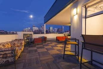 Patio / Deck, City House Apartments, 1