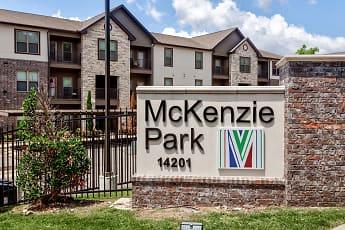 Community Signage, McKenzie Park, 0